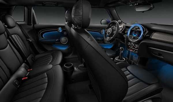 Intérieur MINI Cooper S 192 ch 5 portes