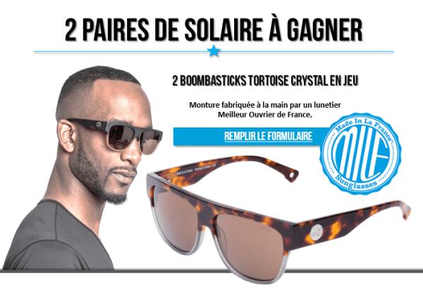 Jeu concours Milf: 2 paires de lunettes à gagner