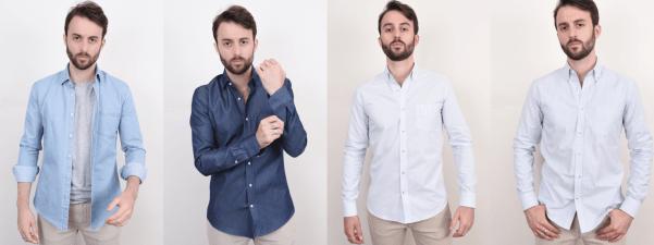Chemises habillées et décontractées pour homme GIOTHO