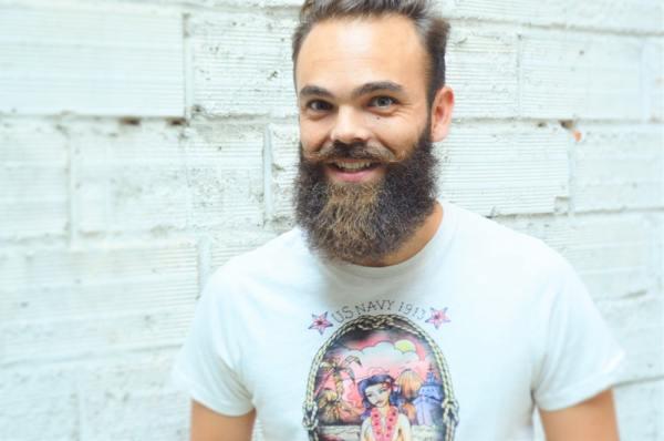 La barbe phénomène de mode