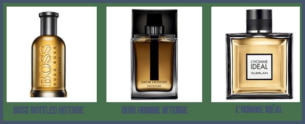 Sélection de 3 parfums pour agrémenter votre look de gentleman