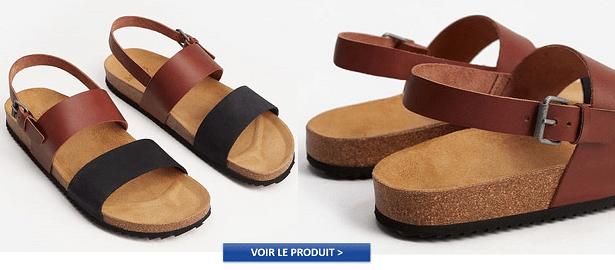 Sandales pour homme Mango