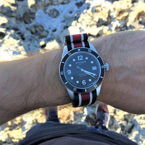 Montre OXYGEN Diver Legend 42 avis