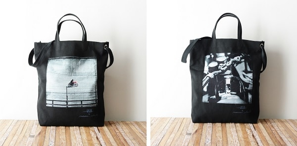 Tote Bag Speed by Monsieur Charli