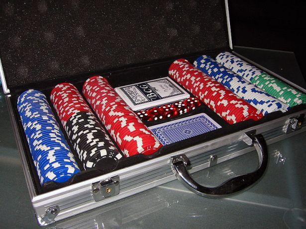 les accessoires Poker