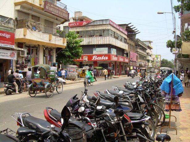Centre ville de Pondichery