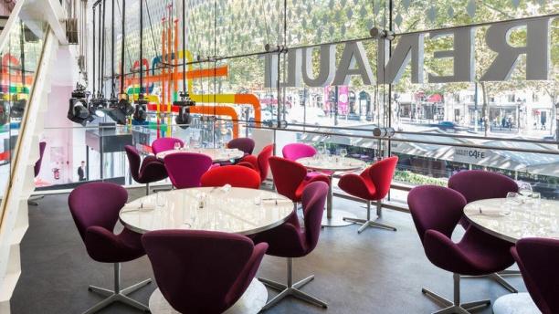Atelier Renault - Crédit photo LaFourchette