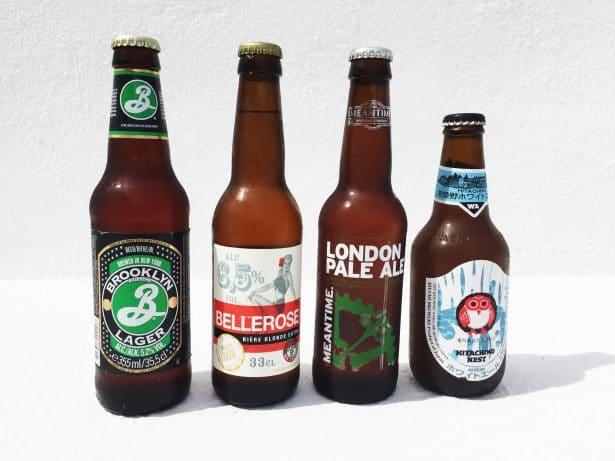 Dégustation de 4 bières au savoir faire artisanaleDégustation de 4 bières au savoir faire artisanale