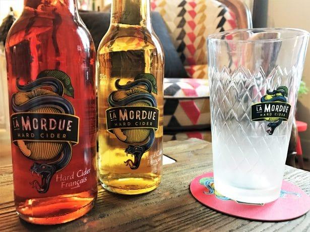 La Mordue, le hard cider Français