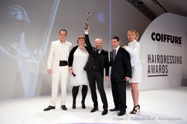 Mario Lopes Hairdressing Awards - Crédit photo Frederic Chelmas