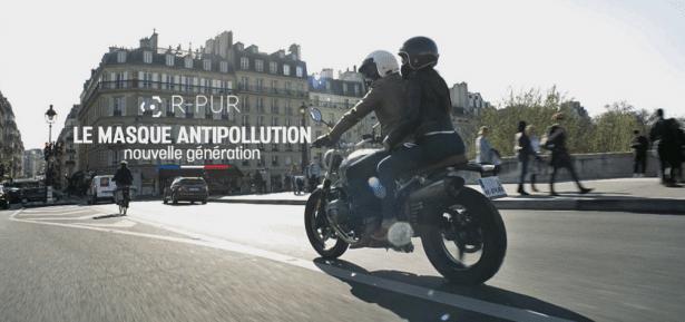 Masque anti-pollution R-PUR