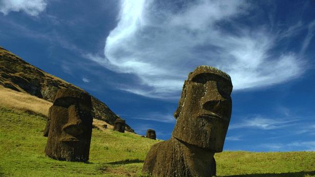 Moai - Cc flickr Carl Lipo