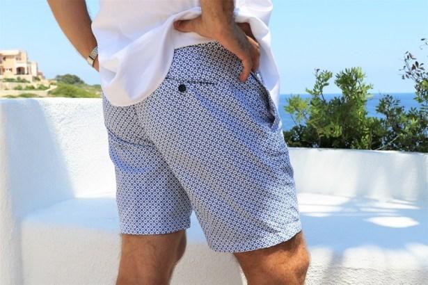 Short de bain Frescobol Carioca - Look été et habillé