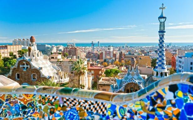 barcelone pour des vacances en espagne