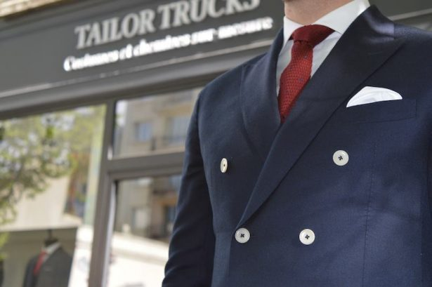 Costume sur-mesure Tailor Trucks