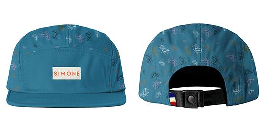 5-panels - Simone Headwear