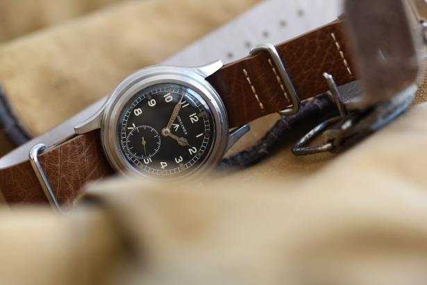 Longines Military Dirty Dozen