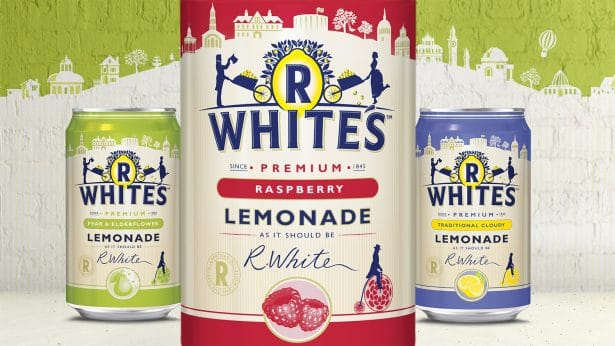 R-whites en canettes