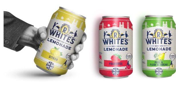 R. Whites, Lemonades
