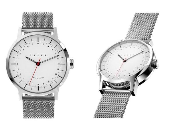 Vasco Watch- Modèle L'Inflexible