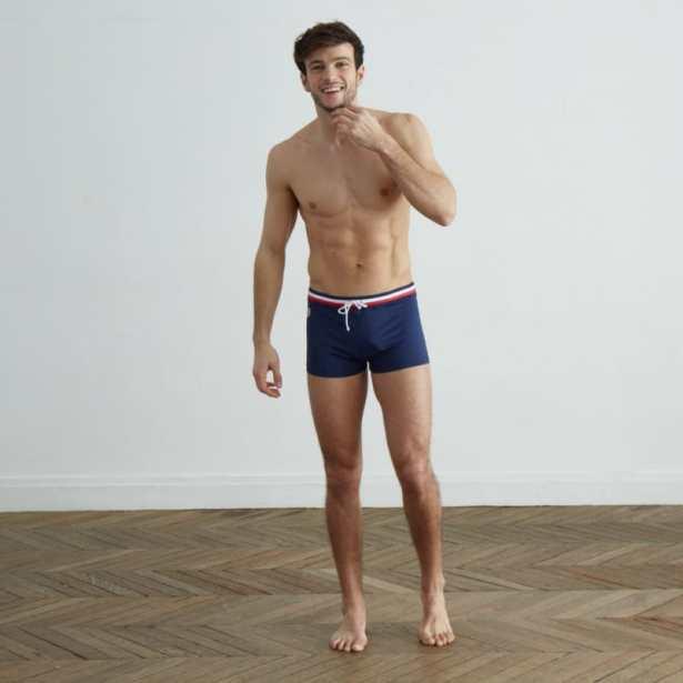 Comment porter le boxer de bain? Photo: Le Slip Français