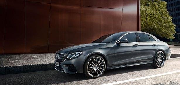 Mercedes Benz - Classe E