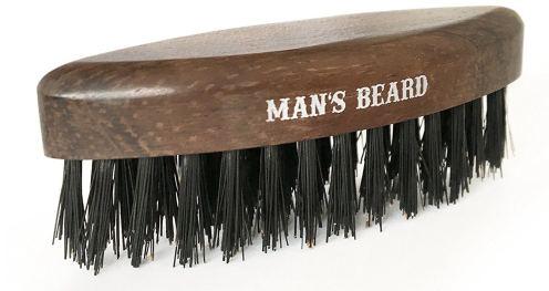 Brosse à barbe de poche Man's Beard 19,90€