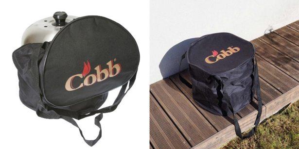 Facile à transporter avec son sac ! - le cobb premier - barbecue portatif
