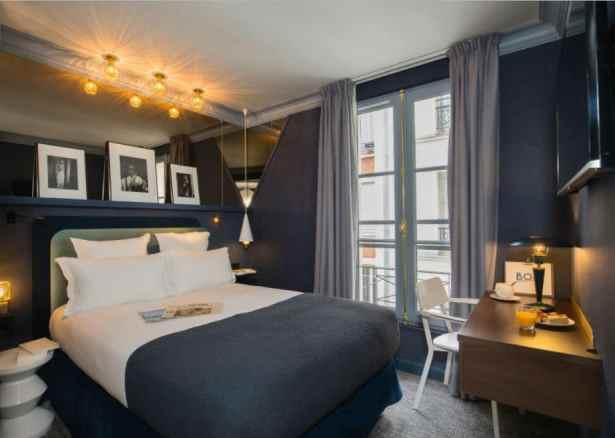 Dormir au Bob Hôtel, ambiance relaxation