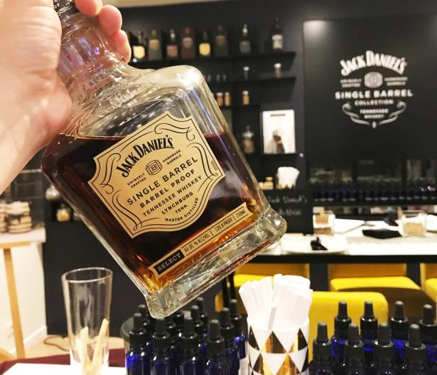Jack Daniel's Single Barrel Proof