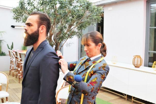 Mon RDV avec Naomi de Goussette