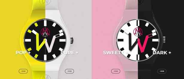 MADWATCH POP + - PURE + - SWEET + - DARK +