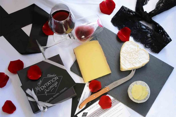 Secret Cheese Box by Tentation Fromage