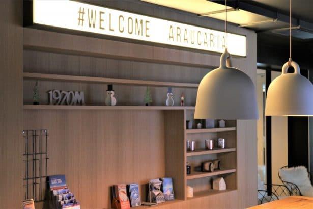 Bienvenue à l'Hôtel Araucaria - La Plagne