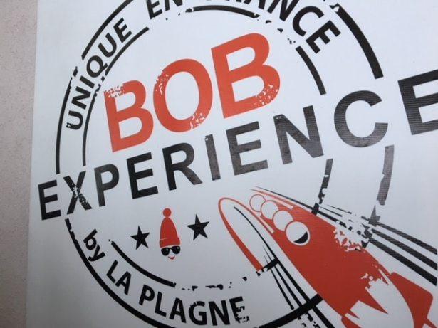 BOB expérience de La Plage :Sensations fortes garanties