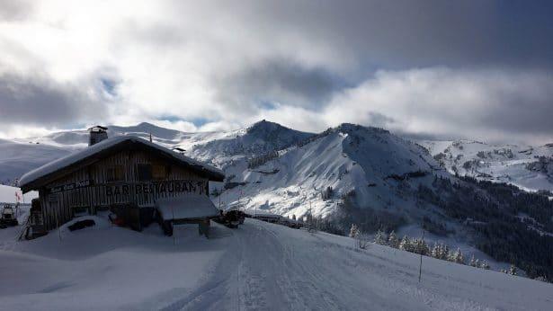 Sur Les Prés : restaurant altitude sur le domaine de Megève