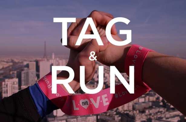 Love Run - Top départ
