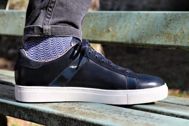 Test sneakers Les Crafteurs x L'HommeTendance.fr