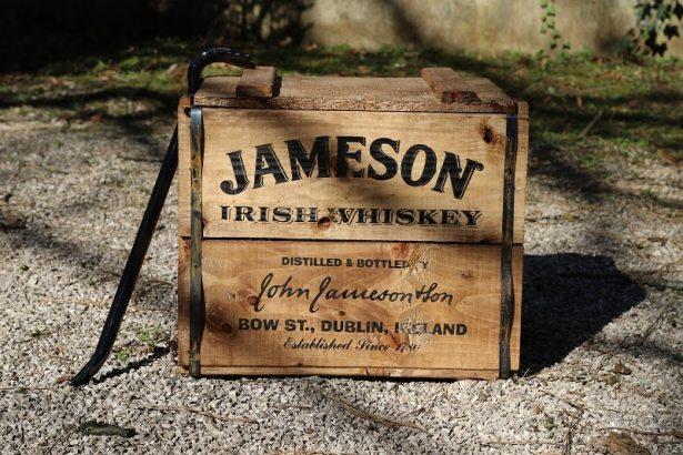 Jameson entre bière et whiskey