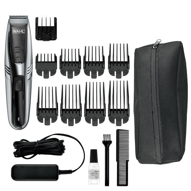 Vacuum Trimmer, la nouvelle tondeuse WAHL qui aspire 96% des poils !