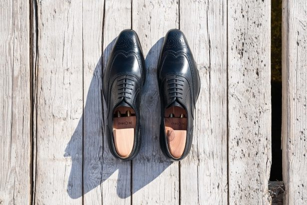 Incorio : souliers en cuir de qualité pour homme