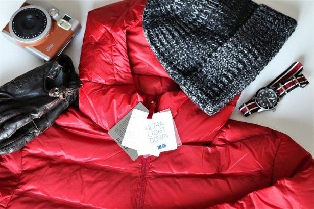 Doudoune + Bonnet Uniqlo tricoté Heattech à 12.90€