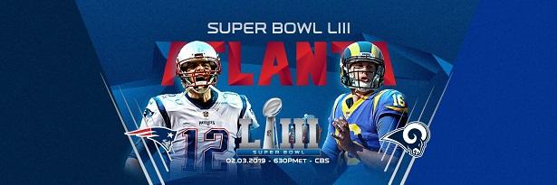 La finale du Superbowl opposera les Rams aux Patriots