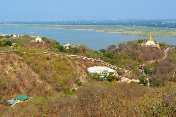 Collines de Sagaing