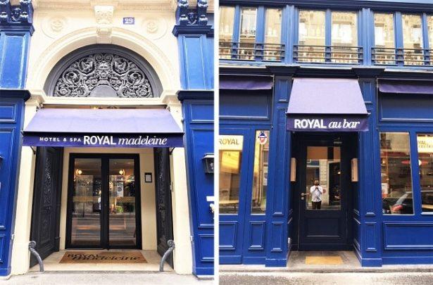 hotel-royal-madeleine-paris-devanture