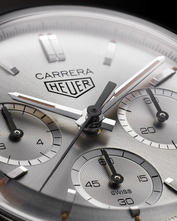 TAG Heuer Carrera Edition Spéciale 160 ans - Face