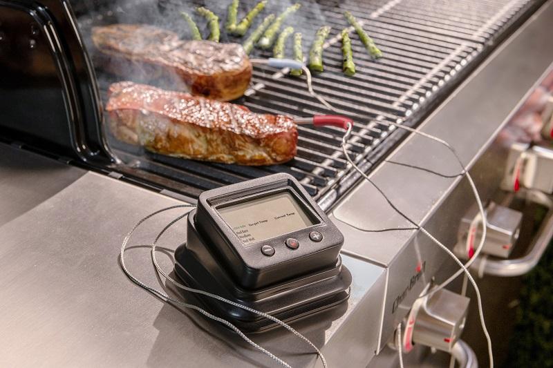 smart thermomètre et la sonde à viande