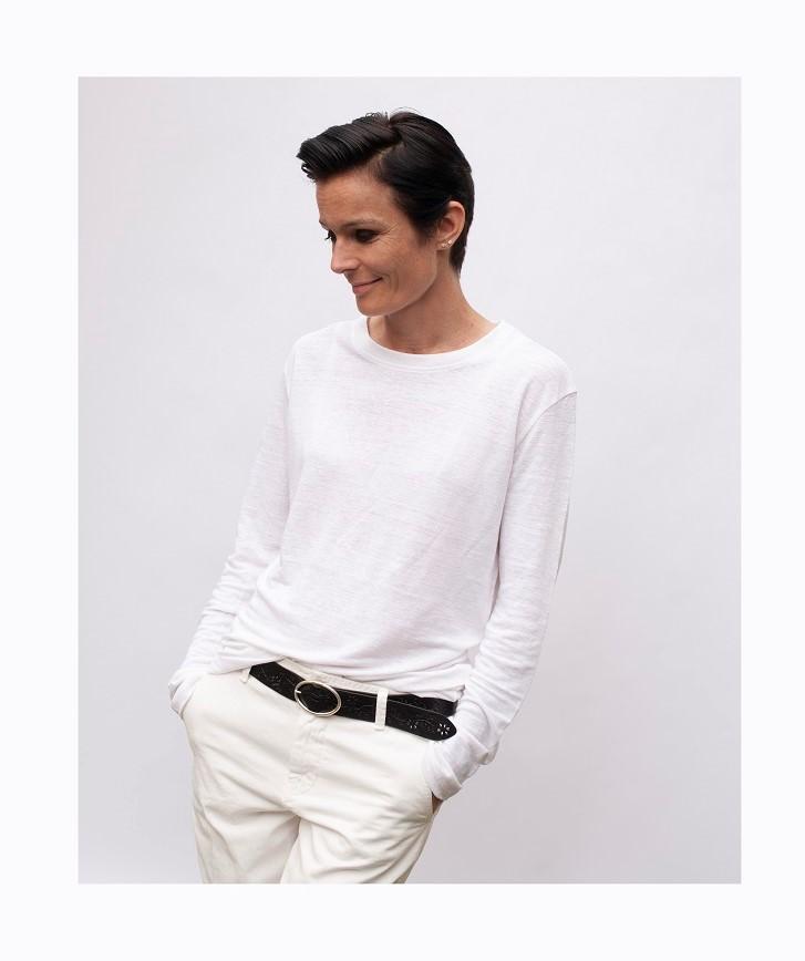 Marion Lemaire, créatrice de la marque PLICE