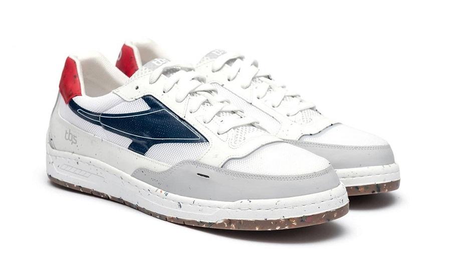 tbs nous propose ses nouvelles chaussures véganes et 100% recyclables