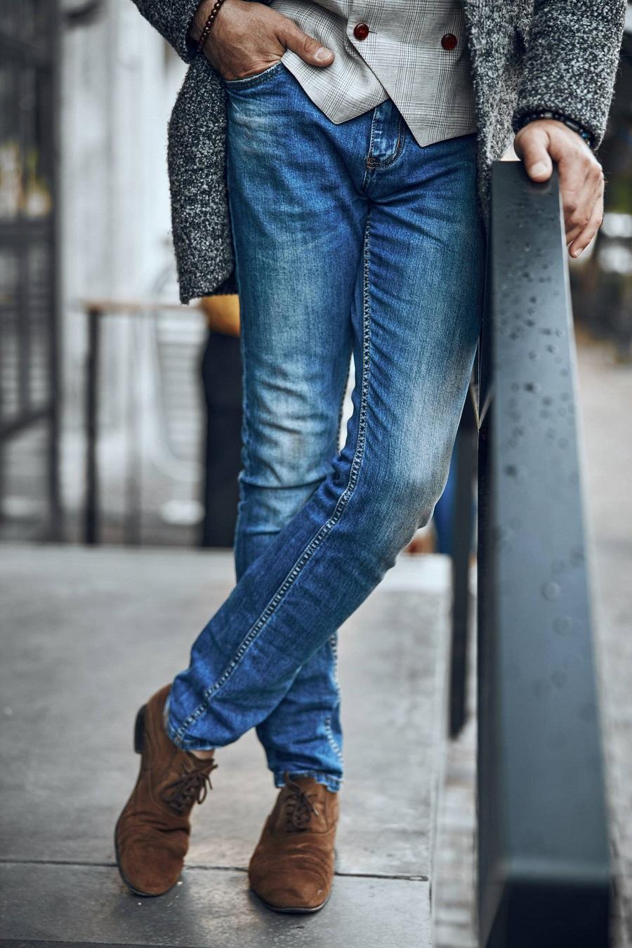 Le jean, incontournable du look américain